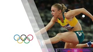 Sally Pearson Wins 100m Hurdles Gold - Full Replay - London 2012 Olympics