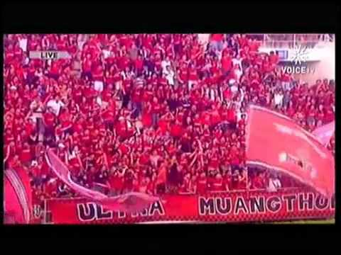 10/11/28 Thailand FA Cup Final Chonburi 2-1 Muang Thong Utd - Extended Highlights