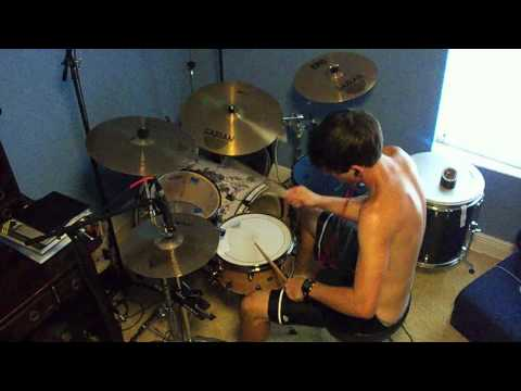Up Up and Away by Kid Cudi Drum Cover