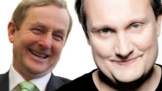 Mario does An Taoiseach Enda Kenny | Mario Rosenstock at the UCD Law Society (2015)