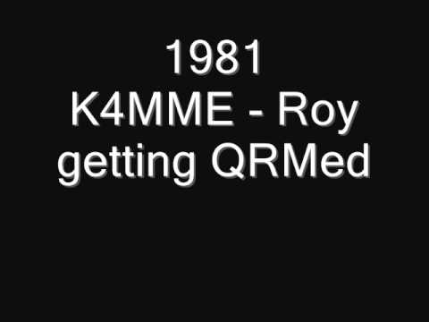 K4MME - Roy spewing bigoted racist hate speech in 1980 - part 1
