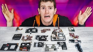 We TOOK APART an 8K Camera!