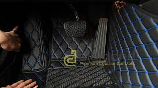 Diamond Car Mats - Luxury Car Floor Mats - Best Car Floor Mats