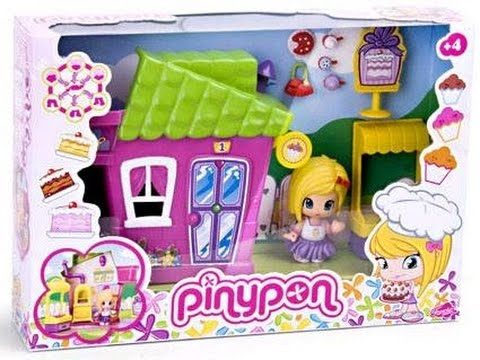 Пекарня Пинипон. Pinypon Bakery