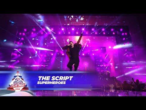 The Script - 'Superheroes' - (Live At Capital's Jingle Bell Ball 2017)