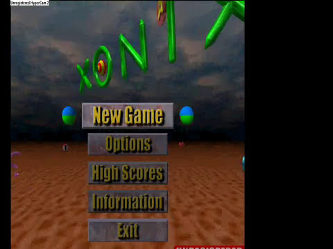 AirXonix gameplay ALL 7 levels, Easy Mode :)