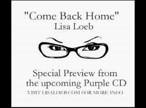 Loeb, Lisa - Come Back Home