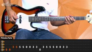 Pink Floyd Video - Another Brick In The Wall - Pink Floyd (aula de contrabaixo)