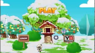 Banjo Panda - Y8 Games
