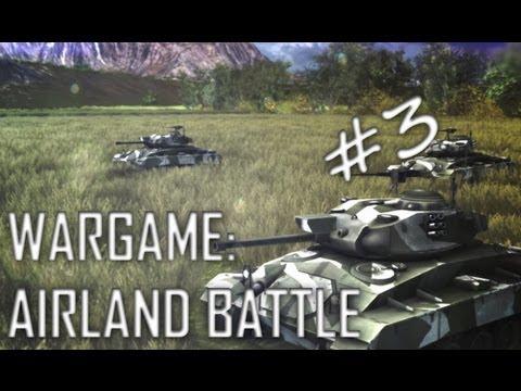 Wargame: Airland Battle Beta Gameplay #3 (Ragnarok, 10v10)