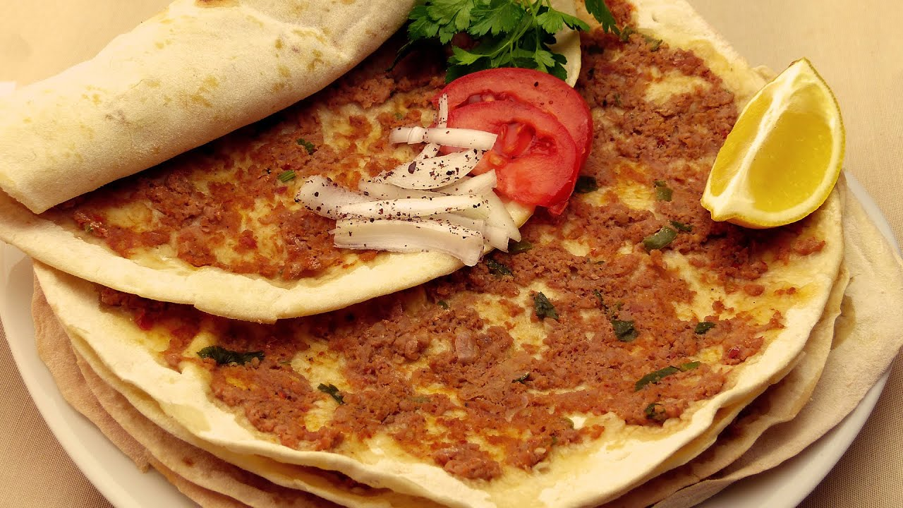Фото рецепты турецкий лахмаджун