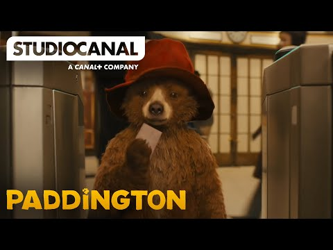 PADDINGTON - Trailer 2 - On DVD, Blu-ray and Download now
