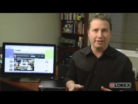 Remote monitoring security DVRs using Lorex Stratus - Review by Marc Saltzman