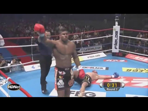 The Best of Alistair Overeem
