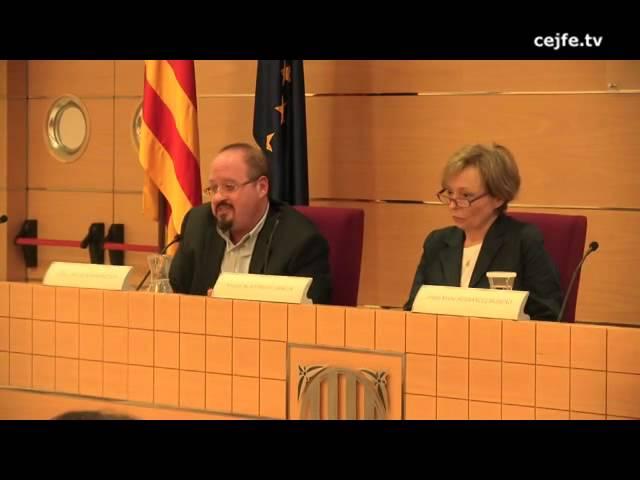 Mediació en l'Administració de justícia. Javier Wilhelm