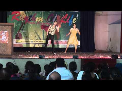 Tera Hone Laga Hoon And Dance Pe Chance By Kashish N Aashish Of Lotus Dance Academy video