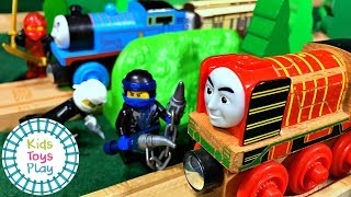 Thomas in the WILD | Thomas Friends Full Episodes Season 22