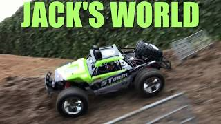 BUGGY 4WD RC Subotech REVIEW High Speed DRIVE TEST Long Play