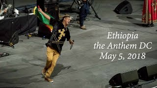 TEDDY AFRO - ETHIOPIA | DC May 2018 at the Anthem DC