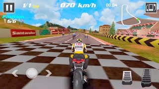 Motogp Bike race game Android Gameplay FHD