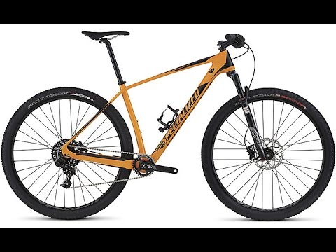 2016 SPECIALIZED STUMPJUMPER HT COMP CARBON WORLD CUP 29