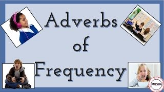 Daily Routines with Adverbs of frequency,  English Language Video Lessons