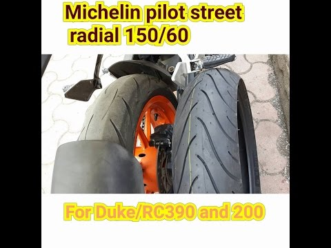 michelin pilot street radial cbr 250r performance parts