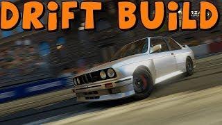 Forza Motorsport 5   BMW E30 M3   Twin Turbo V10 Swap   Drift Build