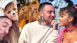 10 CUTEST Ariana Grande & Mac Miller Moments (So Far)