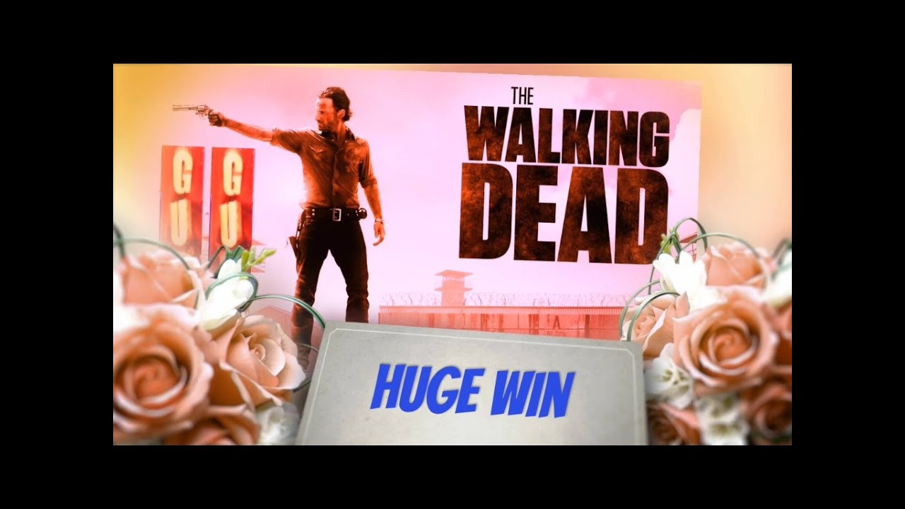 walking dead slot machine