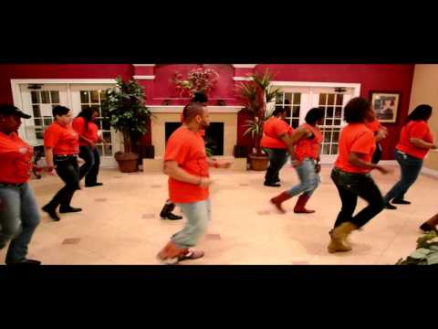 Zydeco Line Dance (she Leaving Me) By Pat Cel And The Line Dance Clique. video