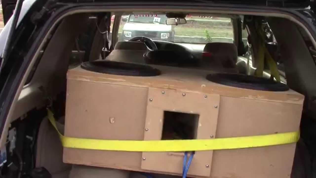 Worst Car Audio Installs Part 1