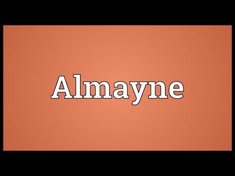 Header of Almayne