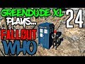 GREENDUDE XL Plays Fallout Who Part 24 mp3