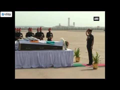 Army Chief pays tribute to Kupwara encounter in New Delhi