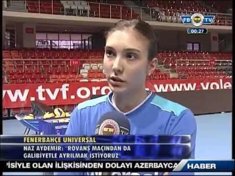 Naz Aydemir & Nihan Güneyligil FB TV Röportajlar 13/02/2012