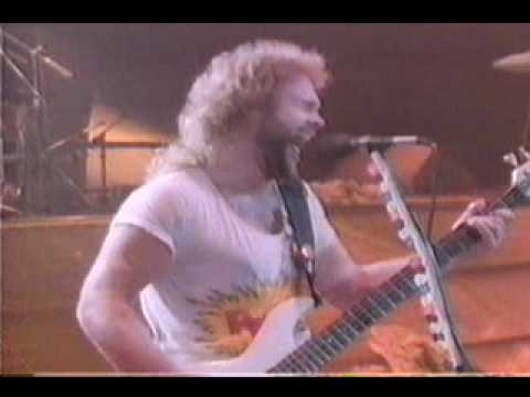 Van Halen - Live Without A Net - Part 8.mp4 Video