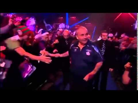 Walk On - Phil Taylor | WC2015 Final