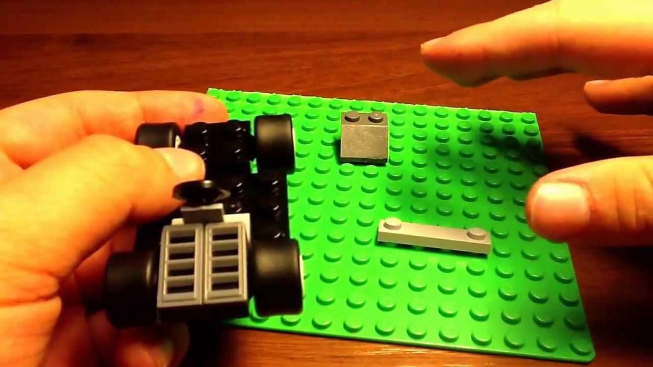 Как сделать лего маленькую базу