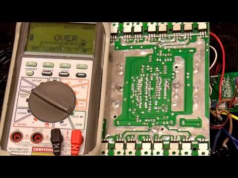 Inverter Repair Whistler Pro-1600W Part 1 - Disassembly + Diagnosis