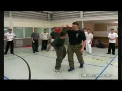 Systema - Russian combat system of Self defense