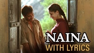 Naina Song With Lyrics - Omkara