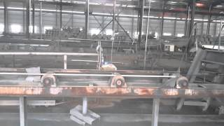 Video of pre galvanized pipe - Reliance Steel Pipe