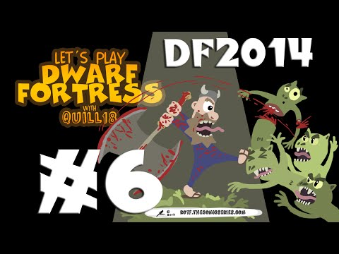 Dwarf Fortress 2014: Candy Quest - #6