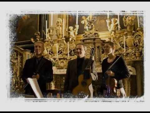 Francesco Molino (1775- 1847). Trio op. 45 in Re Maggiore. I. Allegro