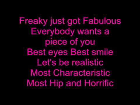 Monster High Fright Song Lyrics video