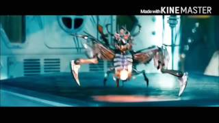 Transformers 2007 & 2009 allspark mutations