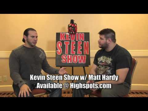 The Kevin Steen Show with Matt Hardy - Preview
