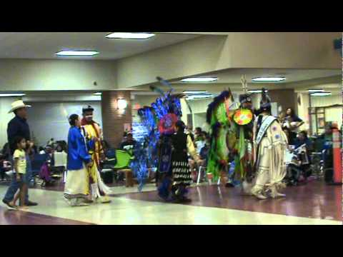 Indian Two-Step BEST Moore High School Powwow 2012