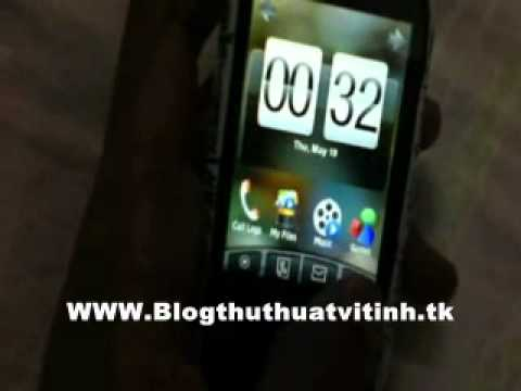 Theme android For Samsung Corby 2011 Mod by  Blogthuthuatvitinh tk